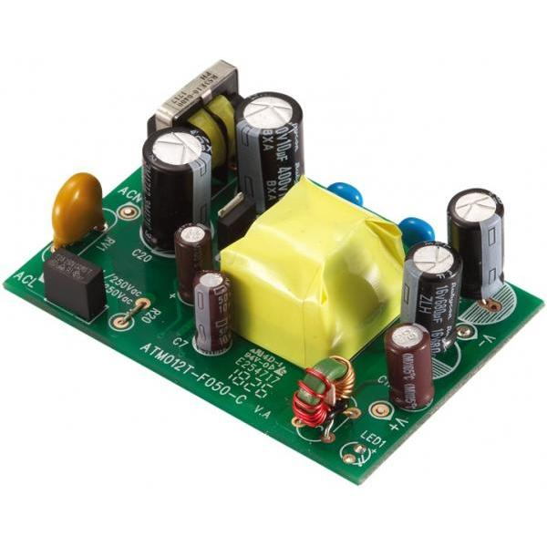 I.T.E. / Medical Open Frame Power Supply 12 Watt Series